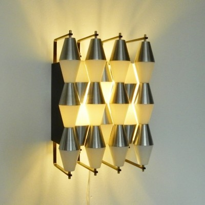 C-1656 wall lamp by Raak Amsterdam, 1960s
