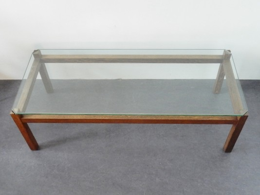 Langerak TZ04/TZ80 coffee table by Kho Liang Ie for Spectrum, 1950s