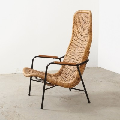 Model 514A lounge chair by Dirk van Sliedregt for Gebroeders Jonkers, 1950s