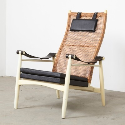 Lounge chair by P. Muntendam for Gebroeders Jonkers, 1950s