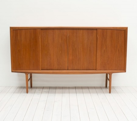 Sideboard by Gunni Omann for Axel Christiansen, 1960s