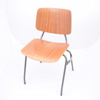 50 x dinner chair by Kho Liang Ie for CAR Industry Katwijk, 1960s