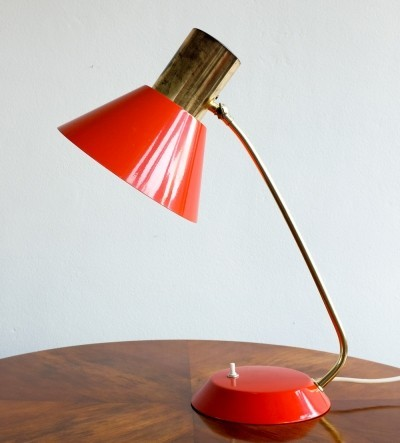Vintage Czechoslovak Desk Lamp, 1970s