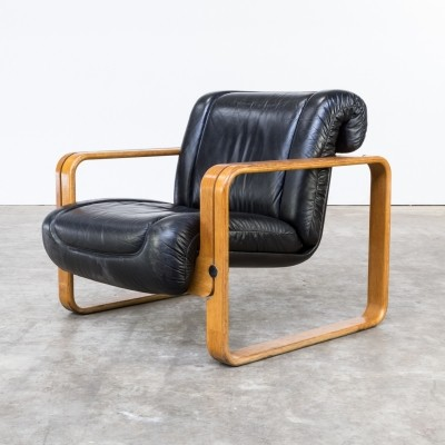 Lou Hodges lounge chair, 1970s