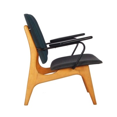 Arm chair by Louis van Teeffelen for Wébé, 1940s