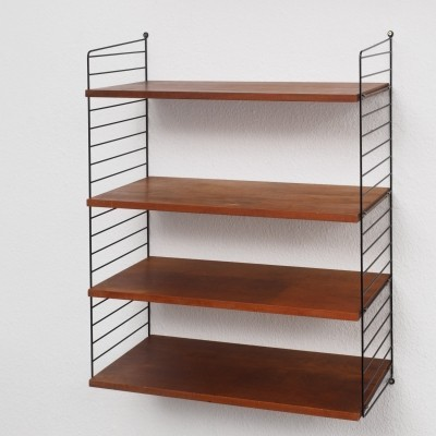 Nisse Strinning wall unit, 1950s