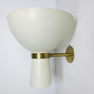 Stilnovo wall lamp, 1950s