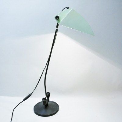 Dilem desk lamp by Umberto Riva for Fontana Arte, 1980s