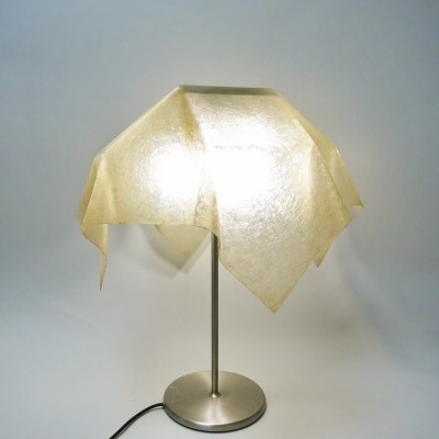 Fazzoletto desk lamp by Salvatore Gregorietti for Valenti, 1960s