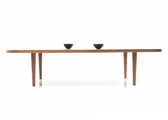 Big GE-531 Sofa Table by Hans J. Wegner