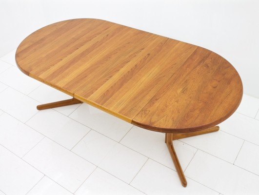 Teak Dining Table by CJ Rosengaarden