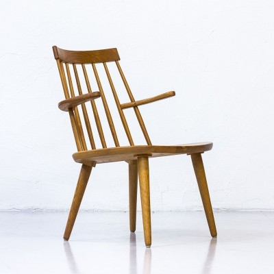 Sibbo arm chair by Yngve Ekström for Stolab, 1950s