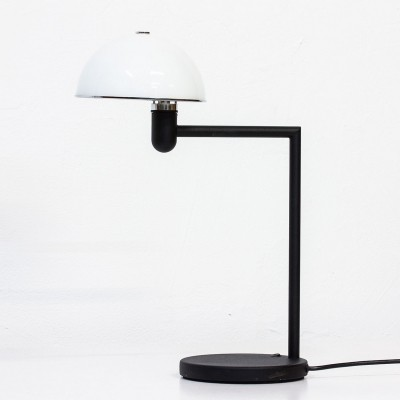Desk lamp by Per Sundstedt for Zero, 1980s