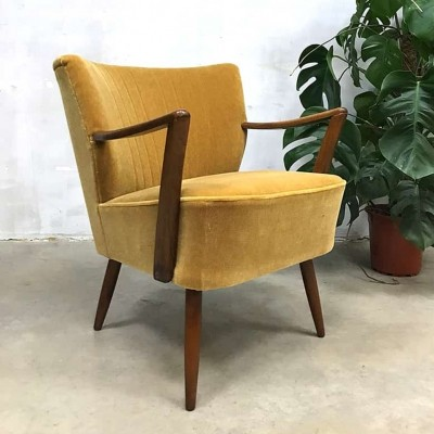 Cocktail arm chair by Artifort, 1950s
