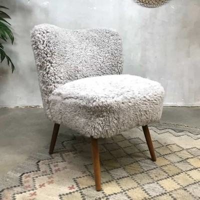 Cocktail arm chair, 1950s