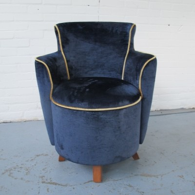5 x vintage lounge chair, 1990s