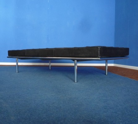 Barcelona Daybed by Mies van der Rohe 258 for Knoll International, 1962