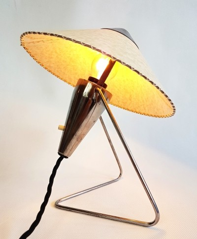 Desk lamp Type N-30 by Frantová Helena, 1950s