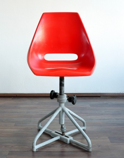 Adjustable Vertex chair by Miroslav Navrátil, 1960s