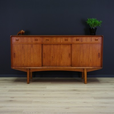 Sideboard by EW Bach for Sejling Skabe, 1960s