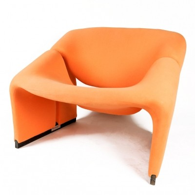 Lounge chair by Pierre Paulin for Artifort, 1970s