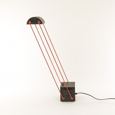 Tokio desk lamp by Sigheaki Asahara for Stilnovo, 1970s