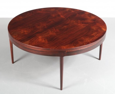 Coffee table by Ole Wanscher for A J Iversen, 1960s
