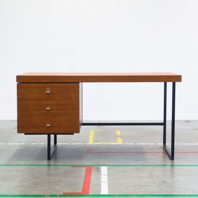 Standard writing desk by Pierre Guariche for Meurop, 1960s