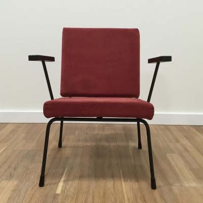 Model no. 415/1401 lounge chair by Wim Rietveld & W. Gispen for Gispen, 1950s
