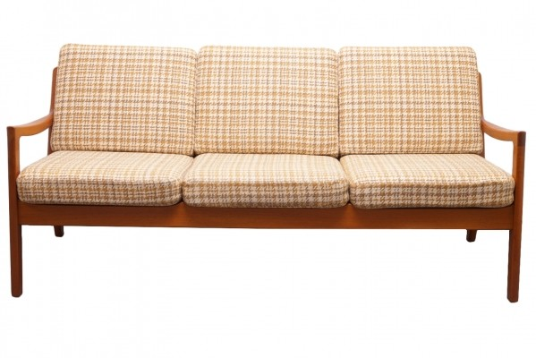 Teak Senator Sofa by Ole Wanscher for France & Son