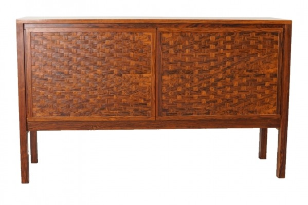 Rosewood Sideboard by Poul Cadovius for Cado