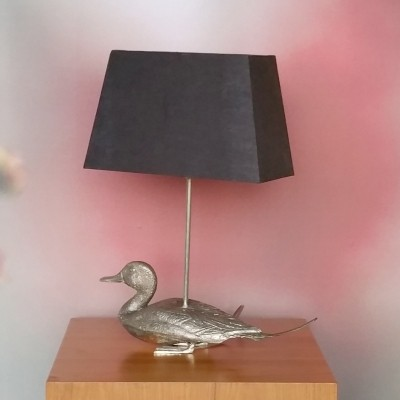 Duck desk lamp, 1960s