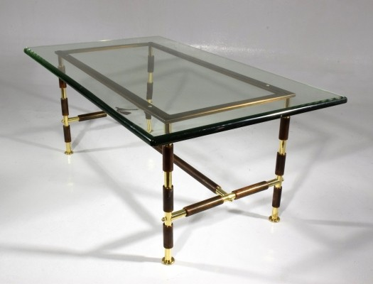 Coffee Table by Max Ingrand for Fontana Arte, 1955