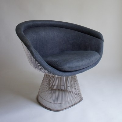 Lounge chair by Warren Platner for Knoll, 1970s