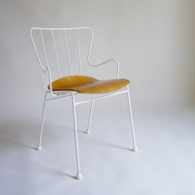 Antelope Chair By Ernest Race, 1950s