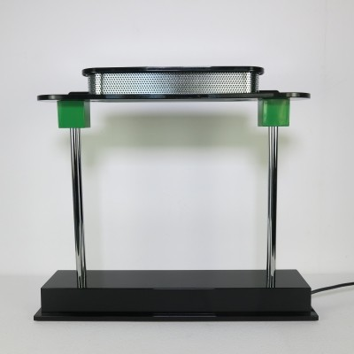 Pasania desk lamp by Ettore Sottsass for Artemide, 1980s