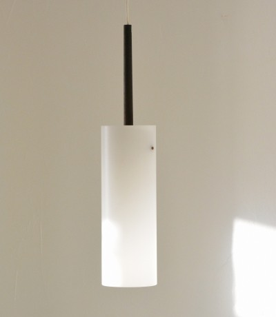 Hanging lamp by Uno & Östen Kristiansson for Luxus, 1950s