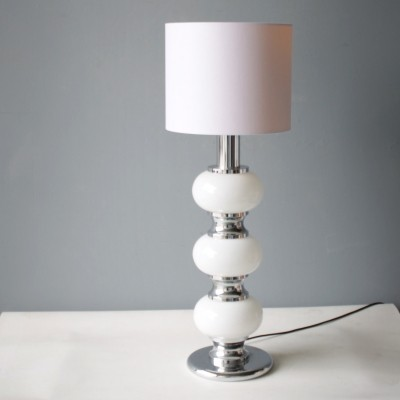 Large Table Lamp by Sölken Leuchten, Germany