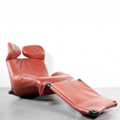 Wink lounge chair by Toshiyuki Kita for Cassina, 1980s