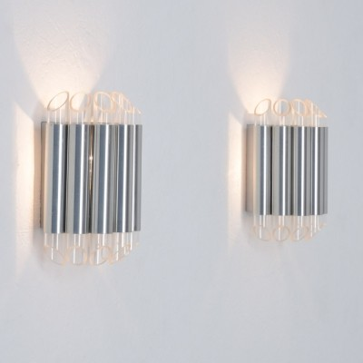 Pair of Septieme Wall Lamps for Raak