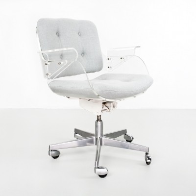 Tecta 49 office chair by Hans Koenecke for Tecta, 1960s