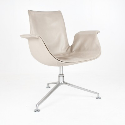 FK lounge chair by Preben Fabricius & Jørgen Kastholm for Knoll, 1990s