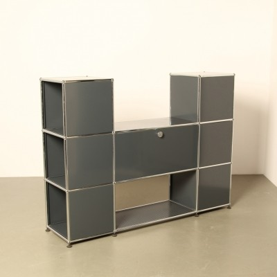 USM Haller System Shelving & Storage Unit