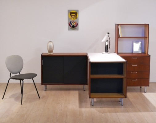 Made to Measure Workspace by Cees Braakman for Pastoe, 1950s