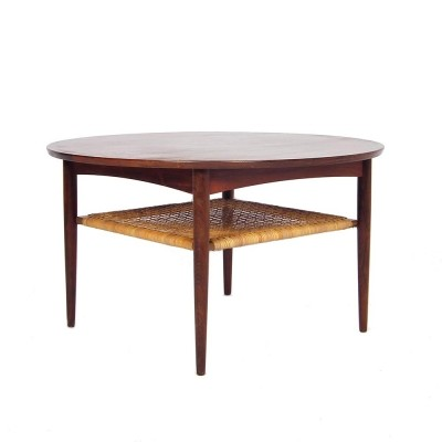 Mobelintarsia coffee table, 1960s