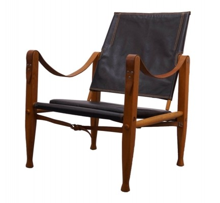Safari Chair by Kaare Klint for Rud. Rasmussen