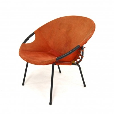 Circle chair by Lusch & Co, Germany