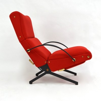 Borsani 'P40' Lounge chair for Tecno Italy, 1960s