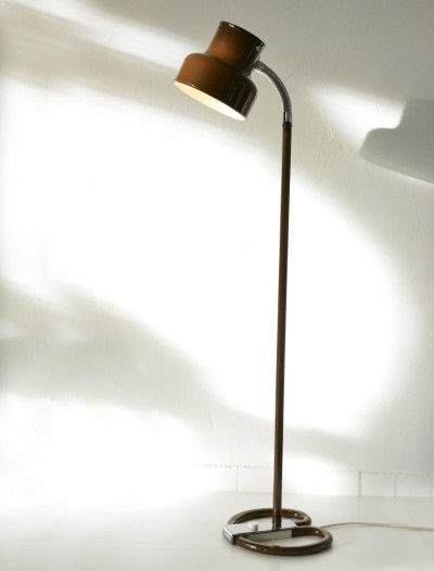 Bumling floor lamp by Anders Pehrson for Ateljé Lyktan, 1960s