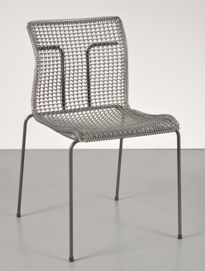 Dining chair by Niall O Flynn for Spectrum, 1970s